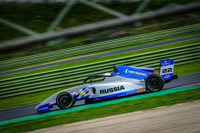 FIA Motorsport Games - Team Russia