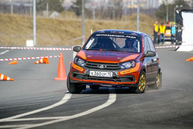 LADA Rally Cup