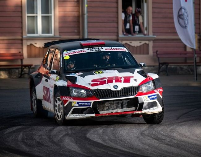 Shell Helix Rally Estonia 2019
