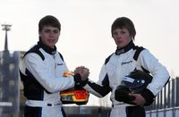 Сезон-2013: Formula Abarth, SMP Racing Junior